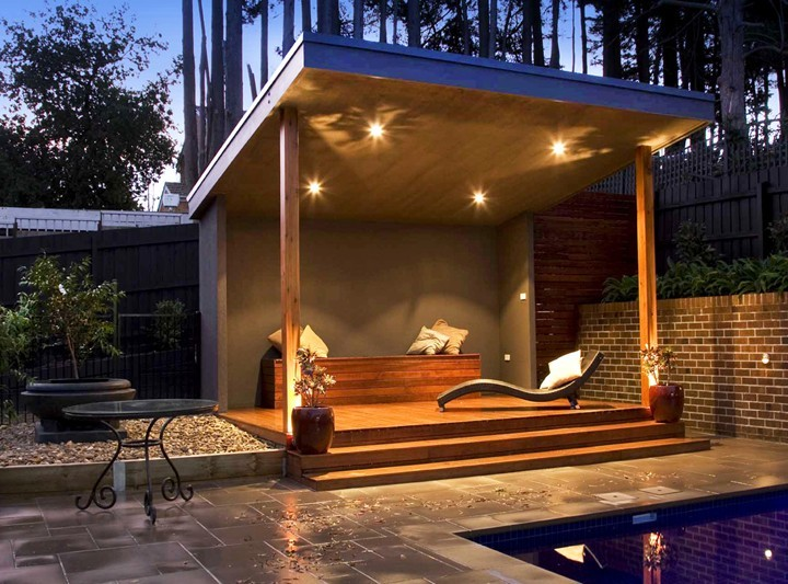 Pool House Builders Melbourne Award Winning Pool House Designs