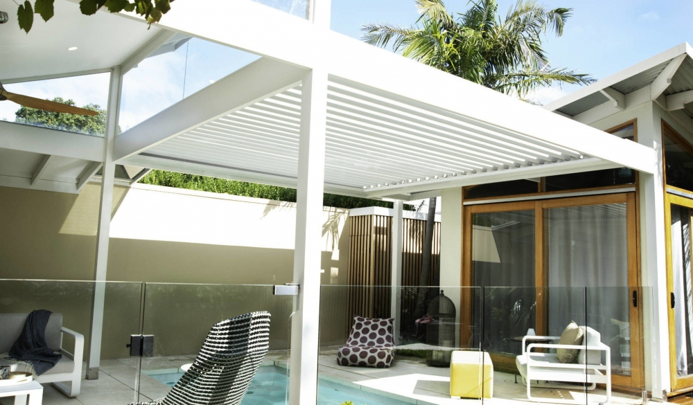louvered roof pergola melbourne