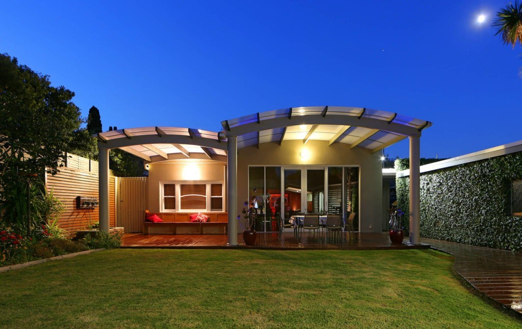 Curve Roof Verandah Caulfield South Melbourne