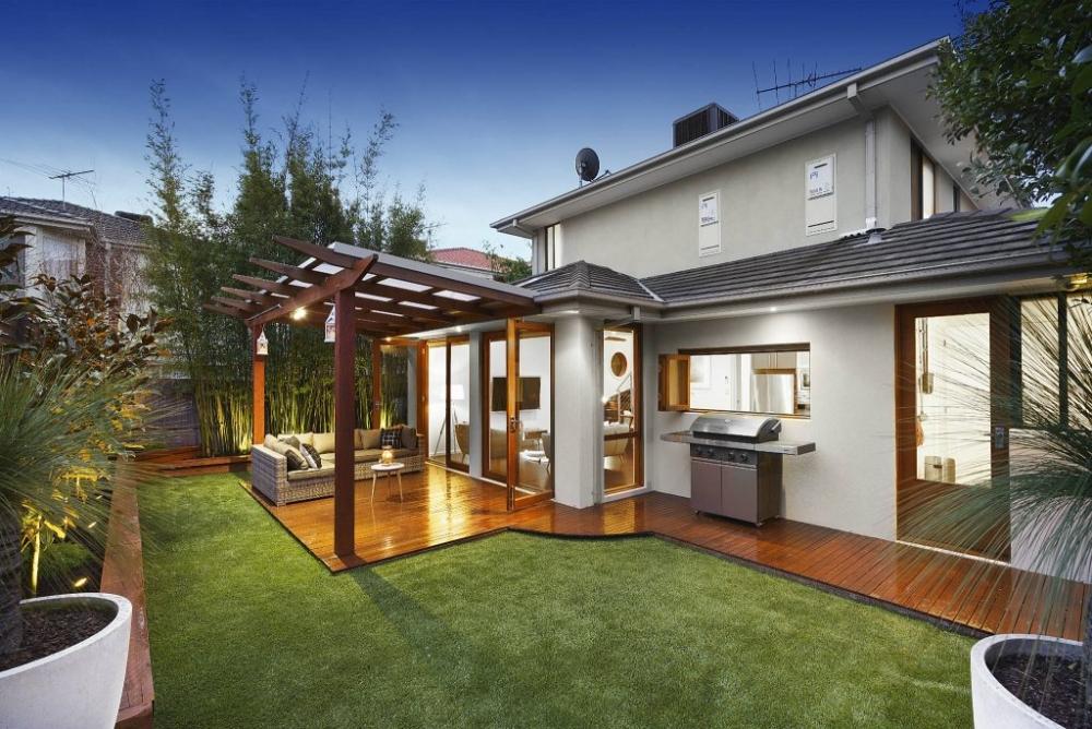 Flat Verandah Roof Clayton Melbourne