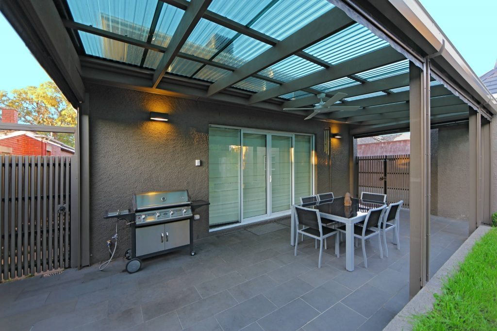 Flat Verandah Roof Murrumbeena Melbourne