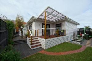 Flat Verandah Roof Oakleigh Melbourne