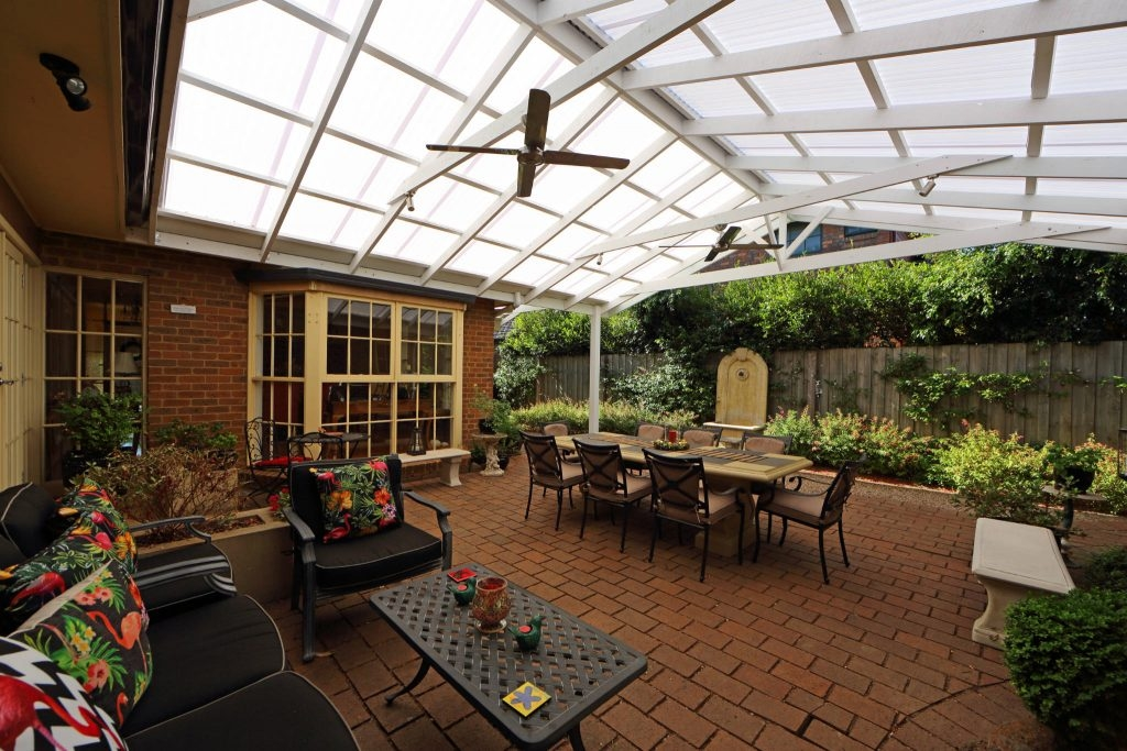 Gable Verandah Roof Wheelers Hill Melbourne