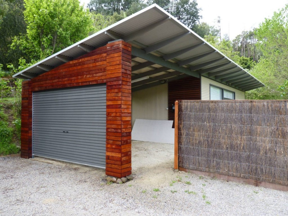 carport garage melbourne