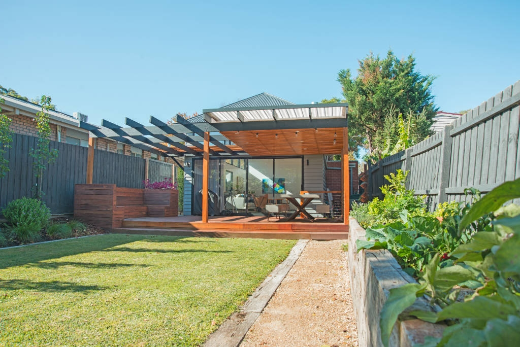 pergola and verandah melbourne