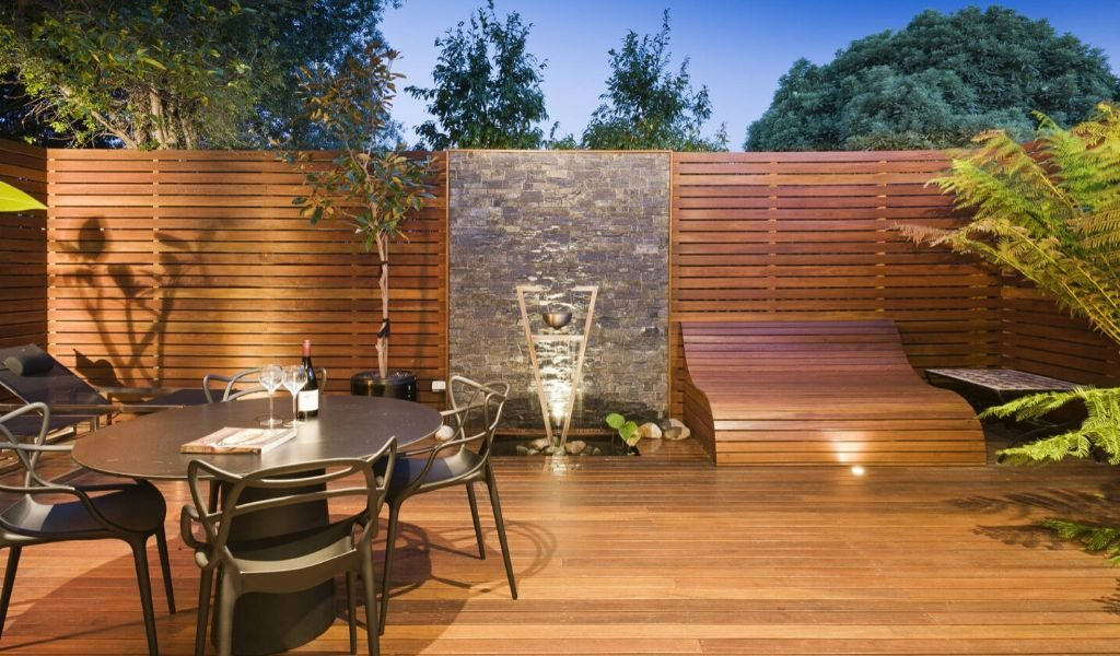 decking outdoor entertainment ideas