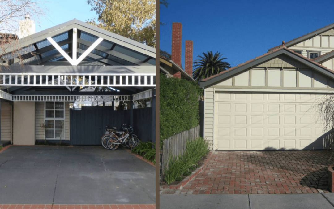 Carport VS Garage: Take Your Pick!